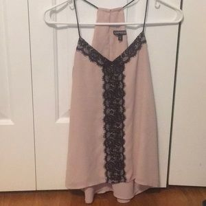 Express lacy cami